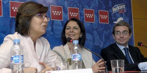 Paloma Adrados presentó la VII Carrera de la Mujer