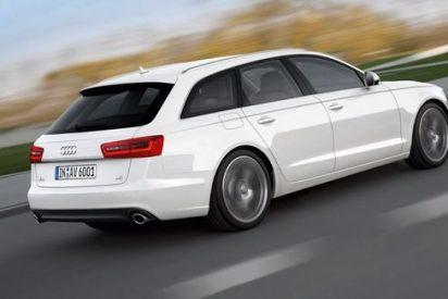 Audi A6 3.0TDI 204CV, bandera de eficiencia