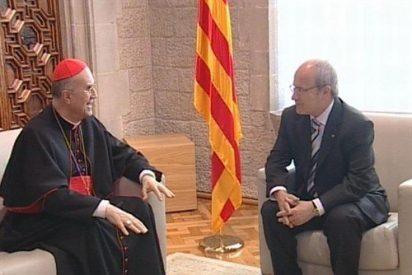 La Generalitat participará en la preparación de la visita del Papa a Barcelona
