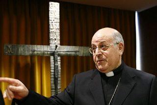 """Blázquez realizó el informe sobre los Legionarios de Cristo rezando """"para no estar dominado por resentimientos"""""""