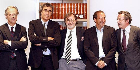 PRISA informa a la CNMV de la fusión de Cuatro con Telecinco