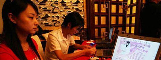 Duchas, camas y lavado de ropa, en los cibercafés de Taiwán