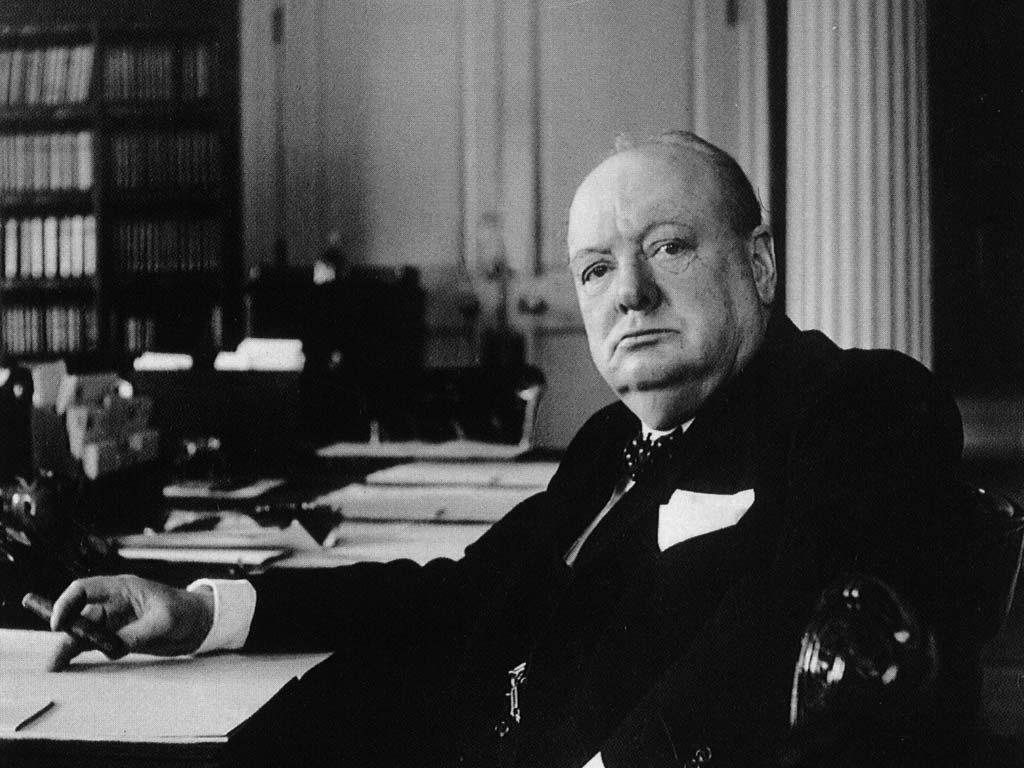 De Churchill a Steiner