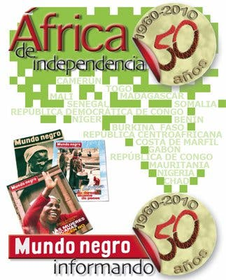 Mundo Negro: Cincuenta años al servicio de África