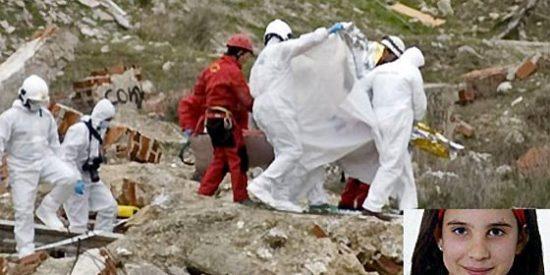 La autopsia apunta a que la niña de Seseña murió desangrada