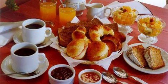 Desayunar grasas es saludable