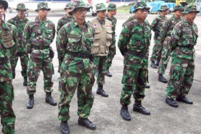 En Indonesia si tienes el pene largo no entras en la Policía o el Ejército
