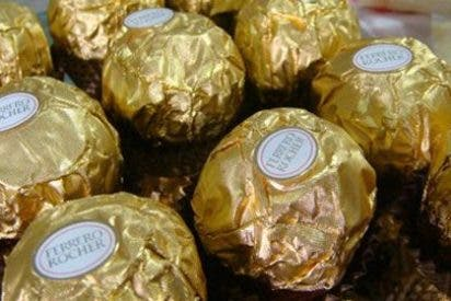 ¿Sería capaz de comer ocho Ferrero Rocher en un minuto?