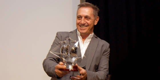 "Franco de Vita recibe Premio ""Carabela de Plata"" de Periodista Latino"""