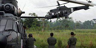 Colombia denuncia violación de su espacio aéreo por helicóptero venezolano