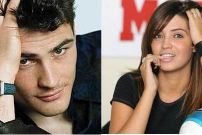 Sara Carbonero puede acabar con la buena racha de Casillas en el campo de juego