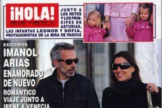 Imanol Arias, de nuevo enamorado