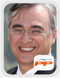 El ex alcalde del PP va a la televisión de Barreda a hablar bien de Bono