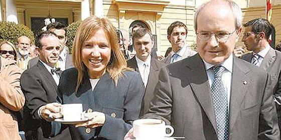 """Montilla cree los magistrados conservadores son """"más obedientes"""" al PP que los progresistas al PSOE"""