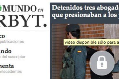 El Mundo aumenta su liderazgo en contenidos online gratuitos, pero fracasa con Orbyt, su intento de cobro por artículos
