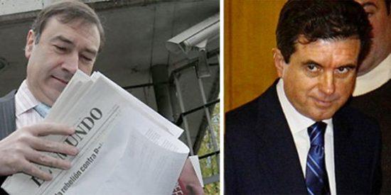 'El País' sugiere que el director de 'El Mundo' ha ayudado a Jaume Matas a pagar los €3 millones de fianza