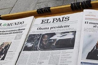 Cuando adjetivar como drámatico el presente y futuro de la prensa española se queda corto