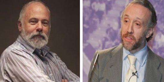 """Eduardo Inda a Ramón Lobo: """"No voy a contestar a la provocación"""""""
