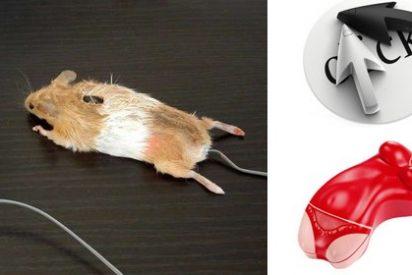 Los ratones de ordenador más curiosos y extraños que hayas visto