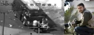 Una web filtra el video secreto del Pentágono donde marines de EEUU ametrallan desde un Apache a un periodista de Reuters