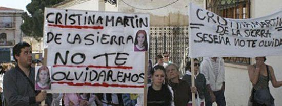 Seseña pide la reforma de la Ley del Menor para evitar muertes como la de Cristina Martín