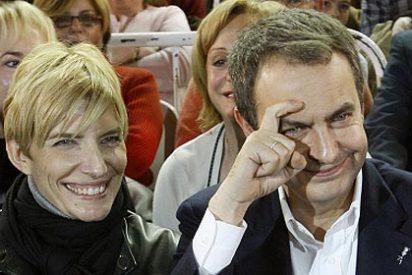 """La mujer de Zapatero se siente en Madrid """"enjaulada"""" y como en """"una sartén hirviendo"""", según sus amigos"""