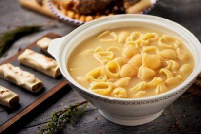 Sopa de galets, receta catalana🍲