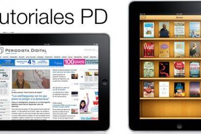 iPad Tutorial 2: cambiar el fondo de pantalla