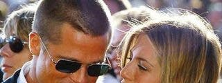 Brad Pitt y Jennifer Aniston siguen viéndose en secreto