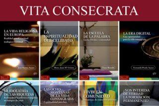 """Publicaciones Claretianas presenta la nueva colección """"Vida Consecrata"""""""