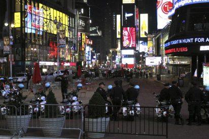 La Policía de Nueva York desactiva un coche bomba en Times Square