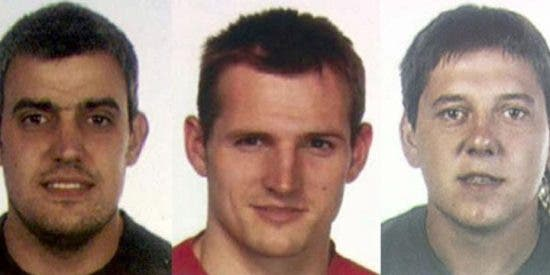 Empieza el juicio contra tres presuntos autores del atentado de la T4