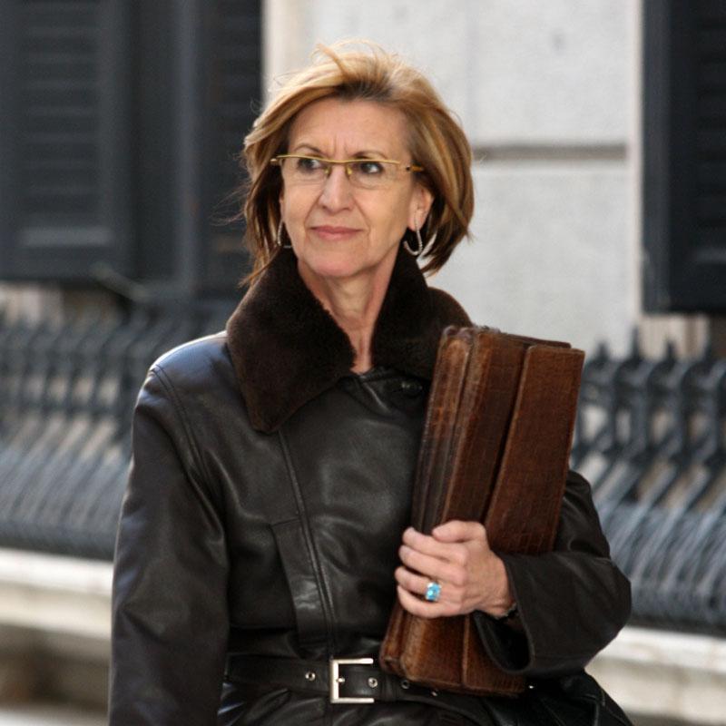 Rosa Díez promete una campaña en España a favor de la democracia en Cuba
