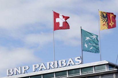 BNP Paribas gana un 46,5% más en el primer trimestre
