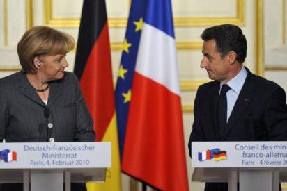 Merkel y Sarkozy reclaman fortalecer la gobernanza económica en la zona euro
