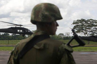 Mueren al menos 13 personas en combates entre el Ejército y las FARC