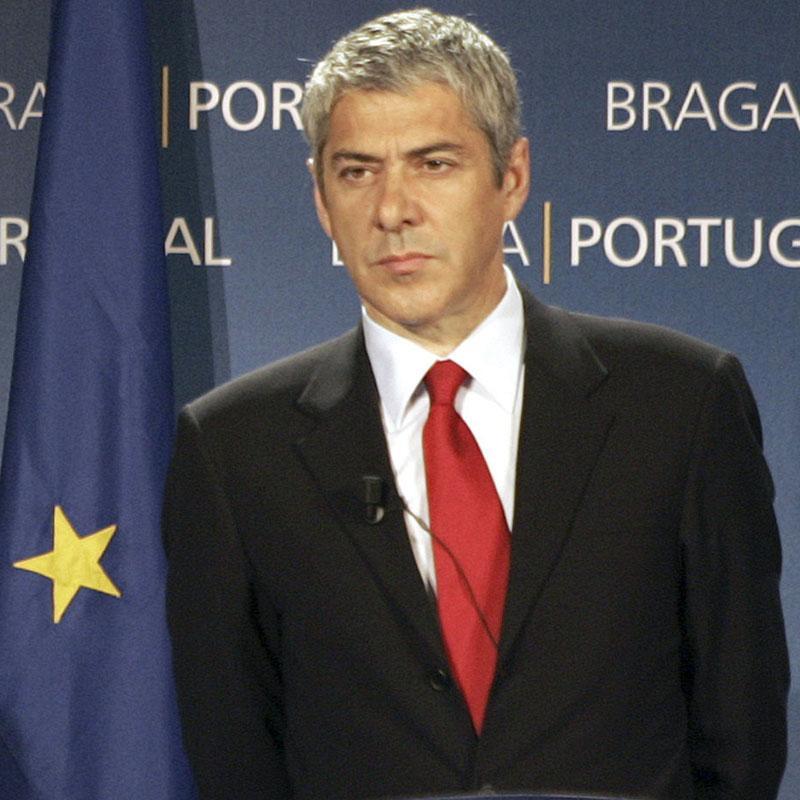 "Sócrates reclama ""decisiones urgentes"" para frenar el ""ataque al euro"""