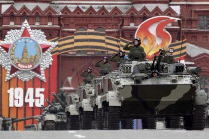 Rusia celebra el 65 aniversario de la Victoria sobre la Alemania nazi