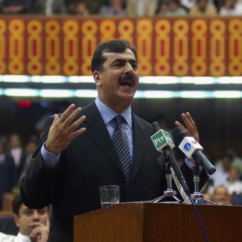 Gilani reitera a la comunidad internacional que no se preocupe