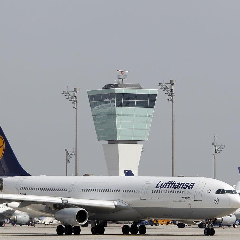Alemania reabre los aeropuertos del sur del país