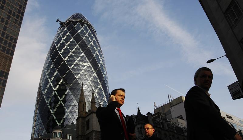 Los bancos europeos celebran con euforia el acuerdo