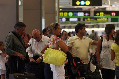 Los usuarios del avión crecen un 5,4% en marzo
