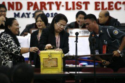 """Las elecciones filipinas, """"razonablemente aceptables"""""""