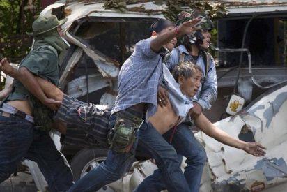 Al menos 16 muertos y 141 heridos por enfrentamientos en Bangkok