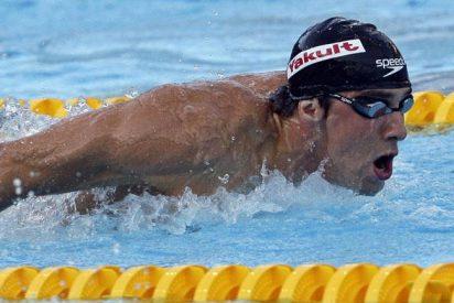 Michael Phelps reaparece con doble victoria
