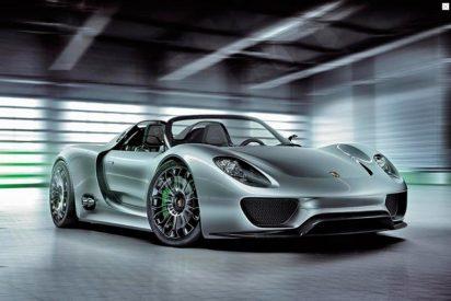 Porsche mostrará en el Salón del Automóvil de Madrid modelos de altas prestaciones y bajos consumos
