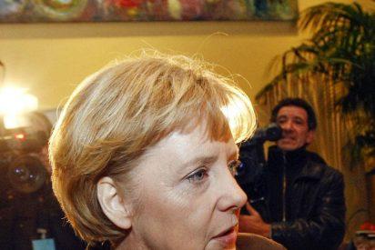Merkel advierte de que el euro está en peligro