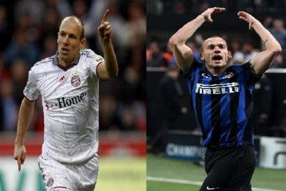 Bayern e Inter se desafían en busca del cielo de Madrid