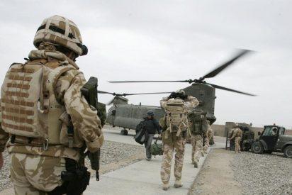 Unos 8.000 soldados británicos en Afganistán pasarán a estar bajo mando de EEUU