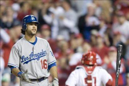 6-2. Ethier marca el triunfo de los Dodgers con jonrón
